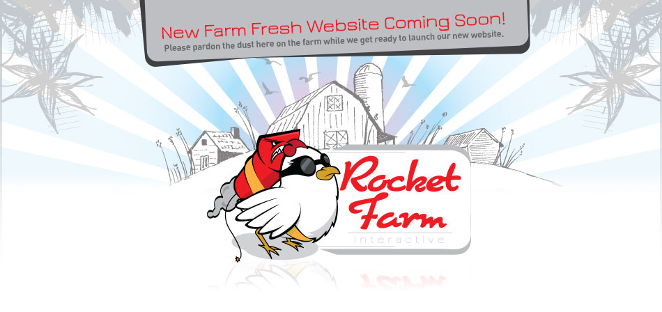 New York and New Jersey Web Design and Development by Rocket Farm Interactive